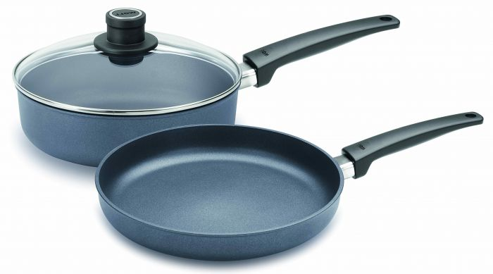 Saphir Lite 28cm Frypan and Saute Set
