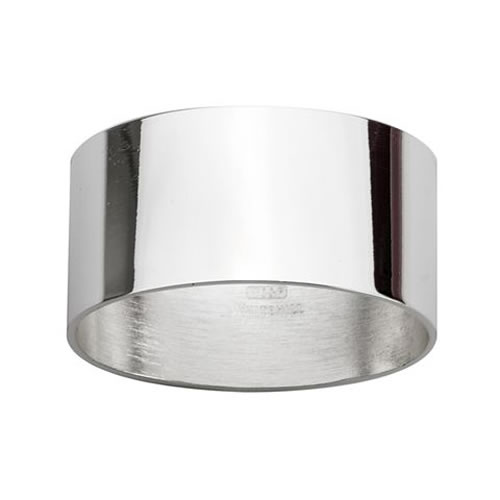 Whitehill Oval Plain Napkin Ring Set