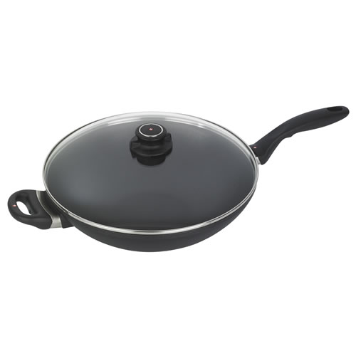 Swiss Diamond XD Classic 32cm Wok with Lid