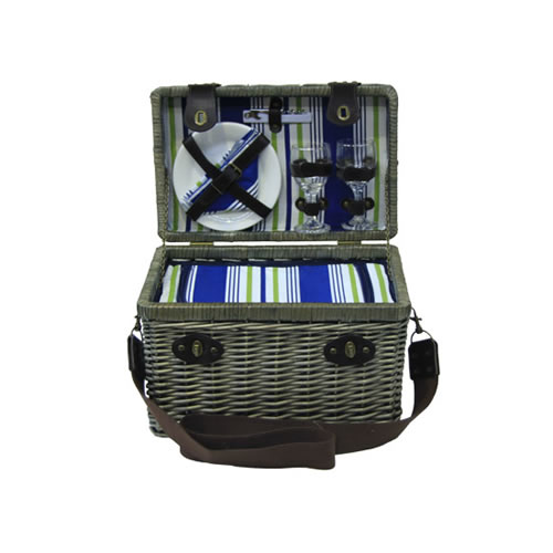 AEGEAN 2 Person Picnic Basket