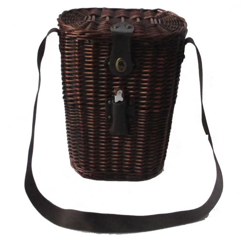 Willow Two Bottle Holder with Cooler