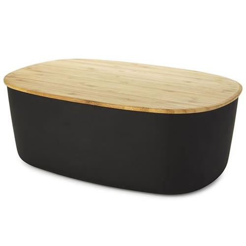 Black Box-It Bread Box