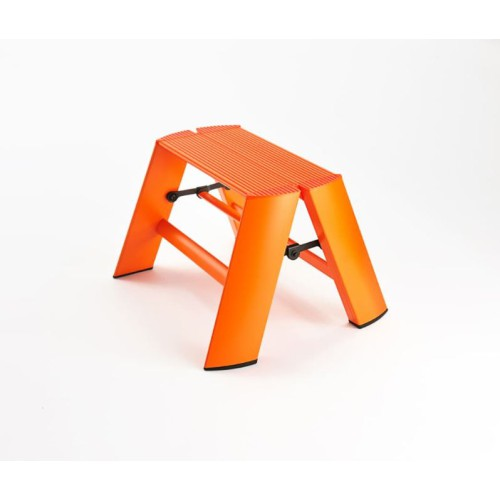 One Step Orange Ladder