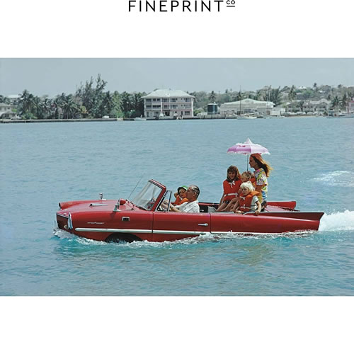 $100 Voucher towards a Slim Aarons Print