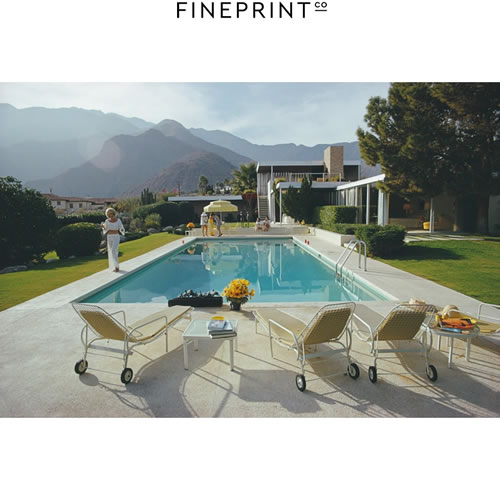 $200 Voucher towards a Slim Aarons Print