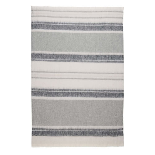 Alpaca Arctic Throw Rug 122 x 183cm