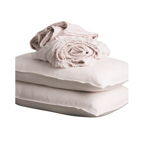 Ballet Pure Linen King Sheet Set