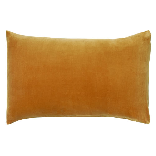 Butterscotch Velvet Pillowcase