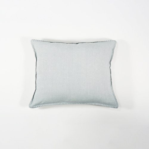 St Claire Linen Scatter Cushion  - Pearl Grey