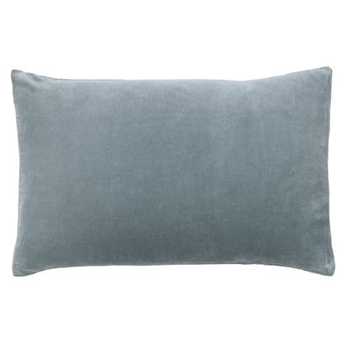 Dusty Blue Velvet Pillowcase