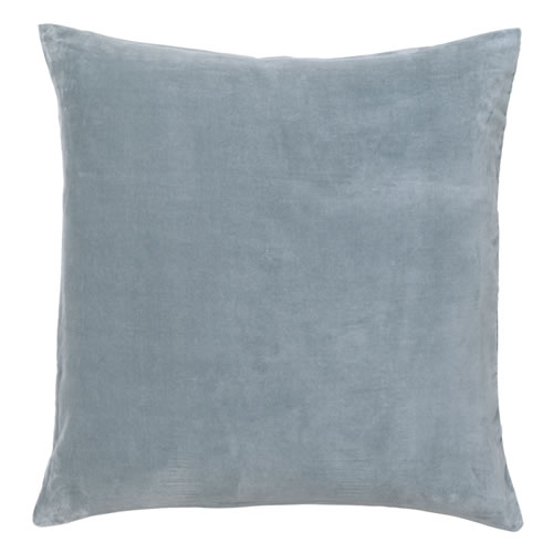 Dusty Dlue Velvet European Pillowcase