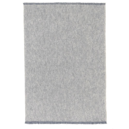 Alpaca Granite Throw Rug 122 x 183cm