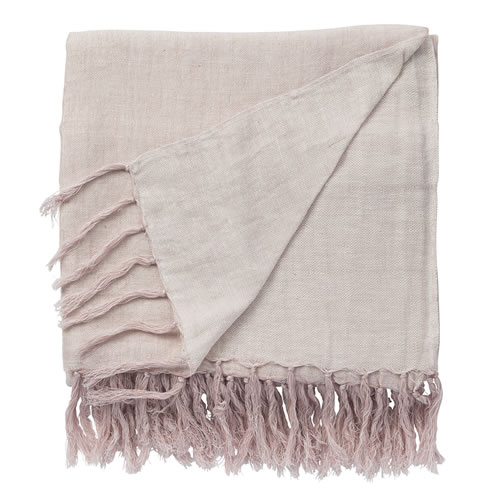 Isola Blush Throw