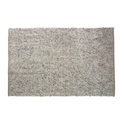 Knoll Silver Giant Knit 200x300cm