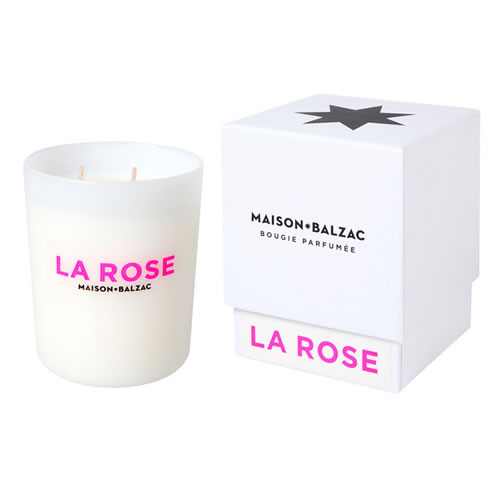 La Rose Large Candle
