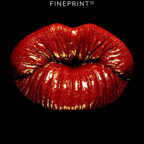 $25 Voucher towards a Lips Print