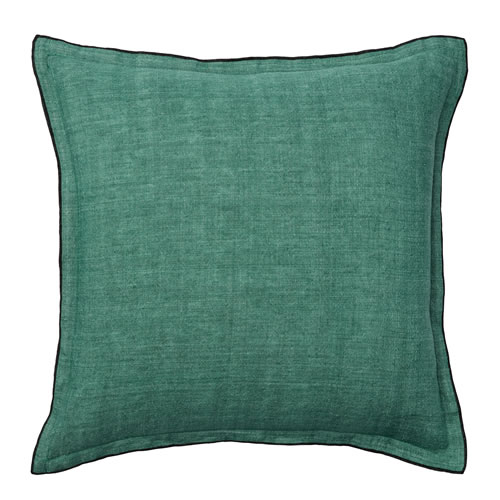 Mala Emerald Cushion