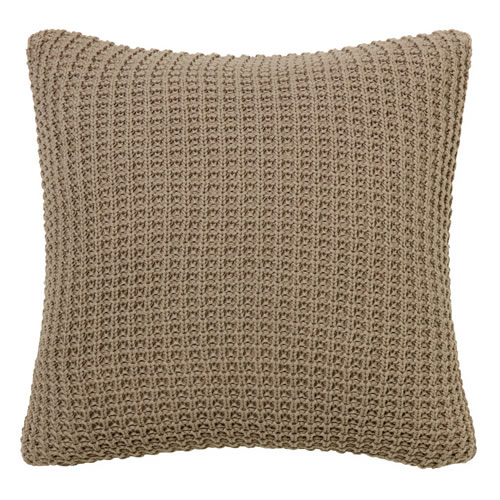 Manhatten Mink Cushion