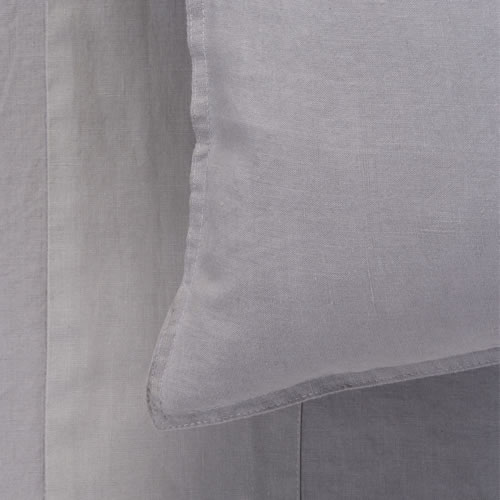 Mondo Smoke Sheet Set in King