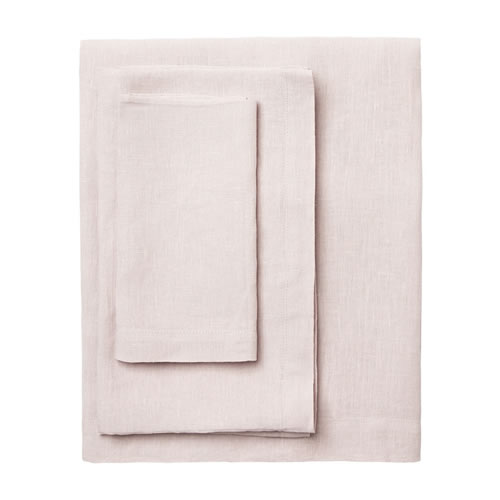 Moss Blush Medium Table Cloth