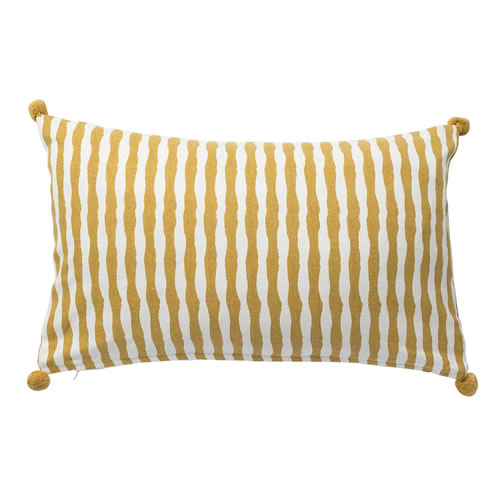 Noah Ochre Cushion