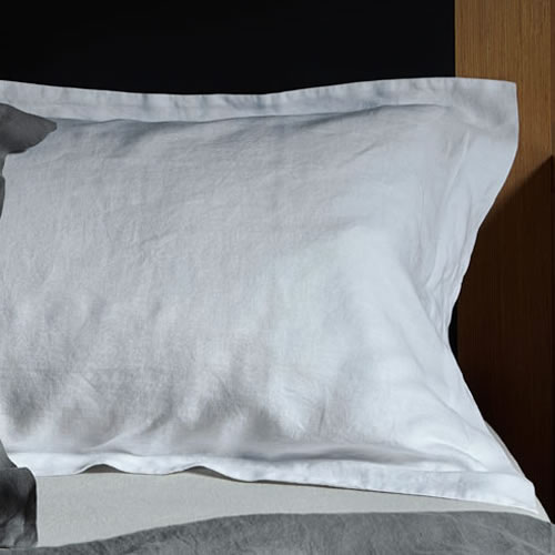 Bemboka Standard Pillowcase Pair in White
